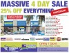 Compleat Angler + Camping World Joondalup - MASSIVE 4 DAY SALE