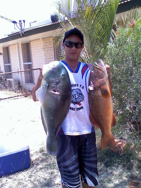 bluey or trout hmm!!!!!