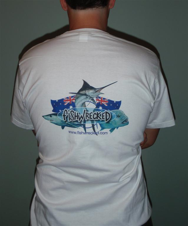 Fishwrecked T-shirt