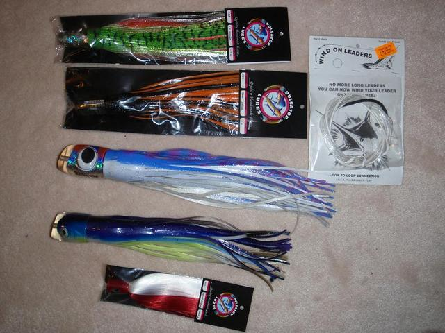 game lures