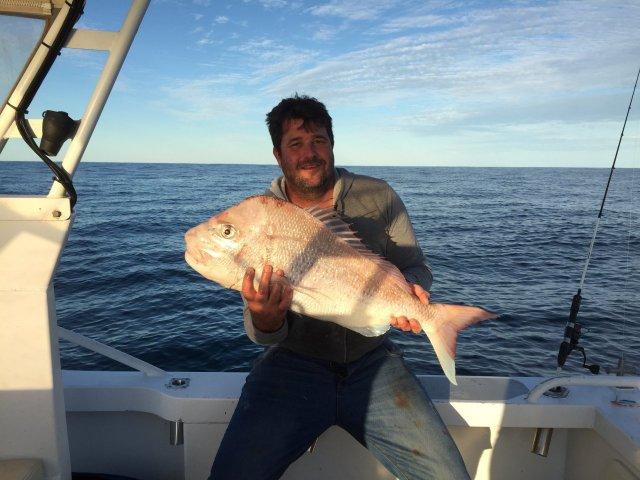 Dongara fishing