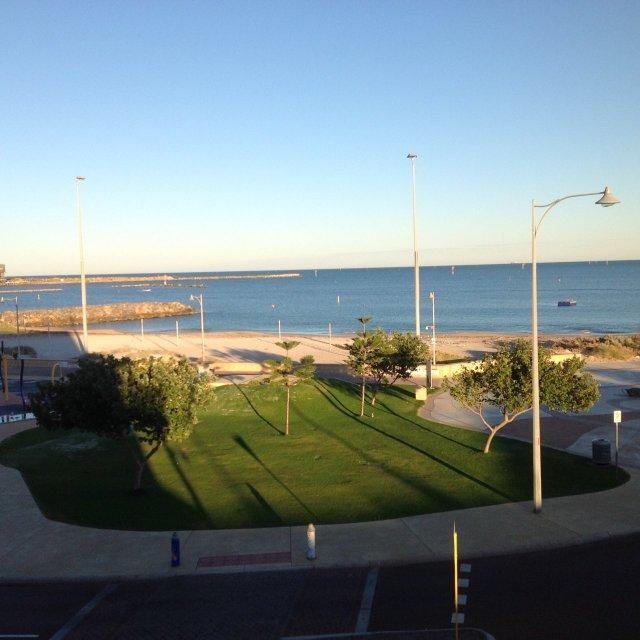 Morning view gero