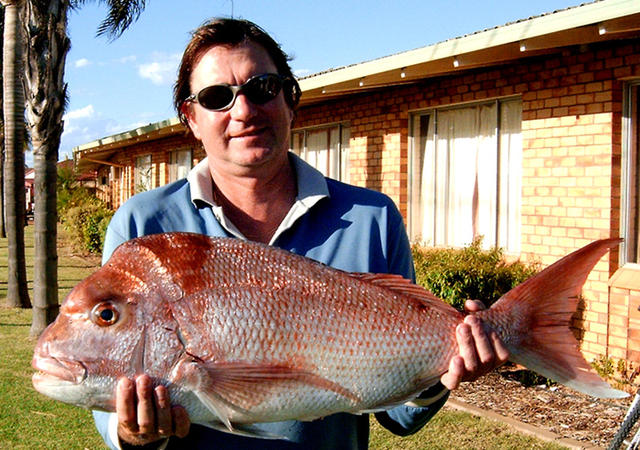 Paul's Big Snapper