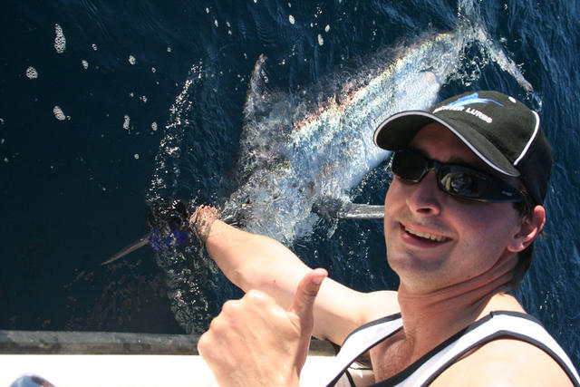 Black Marlin Release
