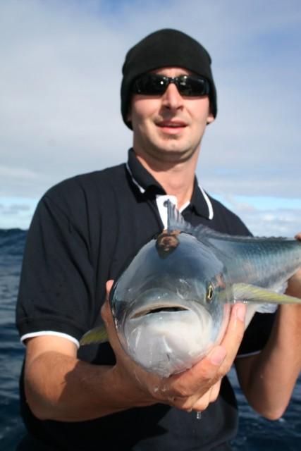 Me salmon closeup