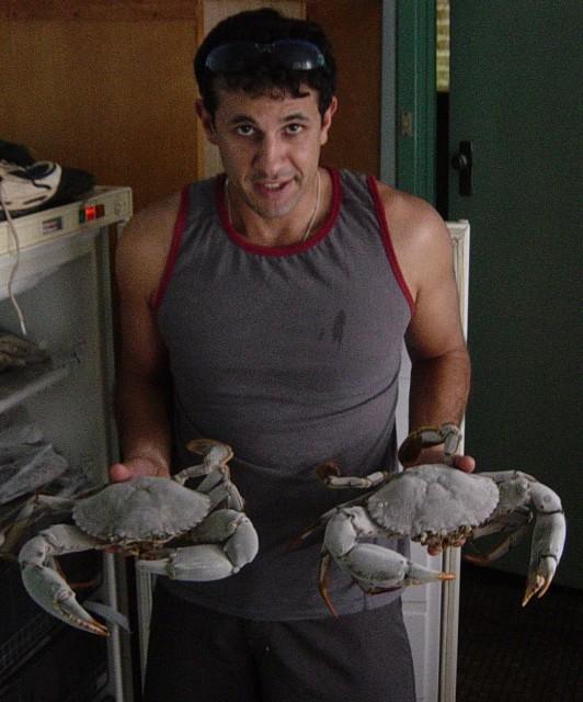 Phil's Crabs