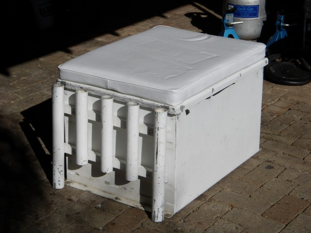 Boat seat box for sale