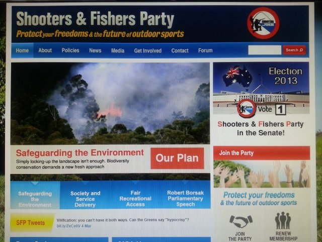VOTE SHOOTING AND FISHING PARTY THIS SATURDAY INCLUDES SPEARFISHING, 4X4ING AND CAMPING