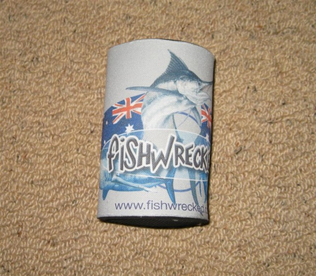Fishwrecked Stubby Holders