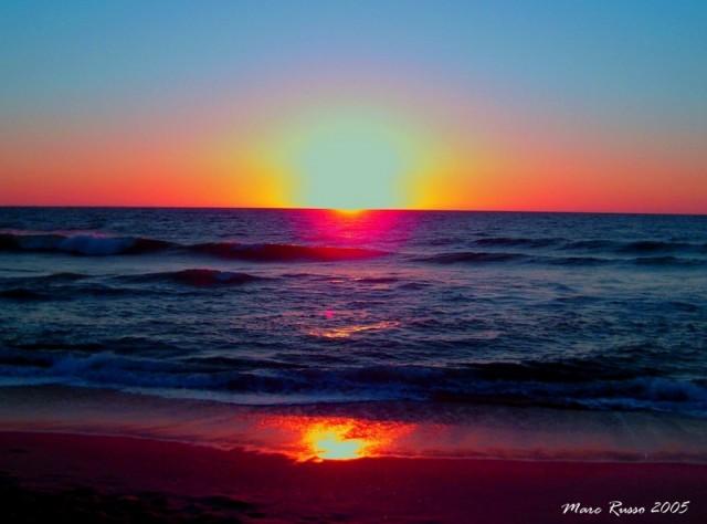 freo sunset