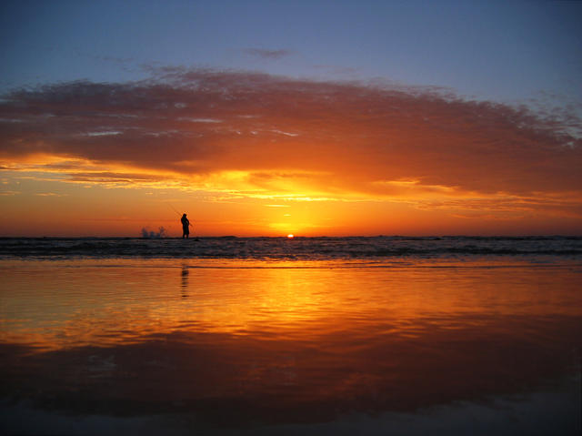 Sunset, Yanchep