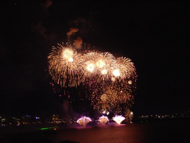 A fireworks photo